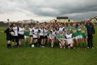 image_Gaelic4Mothers Blitz at Snr Connacht Final 10th July 2011, Claregalway/Galway & Eire Og/Roscommon.