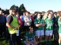 Tesco Connacht Junior Club Final, Caltra/Cuans Galway v Tuar Mhic Eadaigh Maigh Eo, 16/10/2010._image26429
