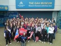image_Sligo U-13 & U-15 Development Squads in croke Park 25th Sept 2011.
