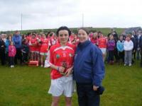 Mayo Junior County Final 2011. Moy Davitts v Claremorris._image40209