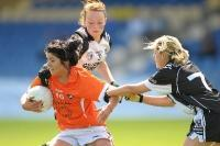 TG4 Snr C'ship Rd 1  Qualifiers Sligo v Armagh 23rd July 2011_image0