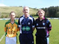 Connacht U-16 A Championship Final Galway v Mayo 27th July 2011._image37551