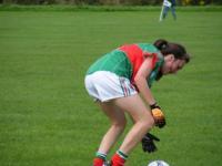 U-16 A Shield All Ireland Semi Final,  Mayo v Meath 2011._image38555