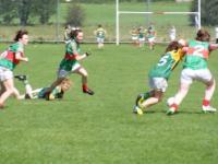 U-16 A Shield All Ireland Semi Final,  Mayo v Meath 2011._image38331