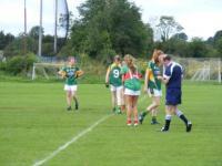 U-16 A Shield All Ireland Semi Final,  Mayo v Meath 2011._image38569