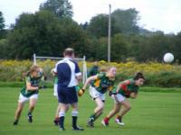 U-16 A Shield All Ireland Semi Final,  Mayo v Meath 2011._image38521