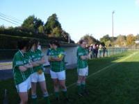 Tesco Connacht Junior Club Final, Caltra/Cuans Galway v Tuar Mhic Eadaigh Maigh Eo, 16/10/2010._image26411