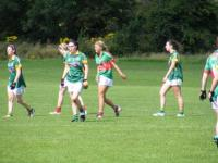 U-16 A Shield All Ireland Semi Final,  Mayo v Meath 2011._image38485