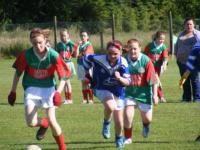 image_Leitrim U-12 League Rd 5, Kiltubrid v St. Mary\'s Carrick-on-Shannon. 30th June 2011.