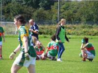 U-16 A Shield All Ireland Semi Final,  Mayo v Meath 2011._image38463