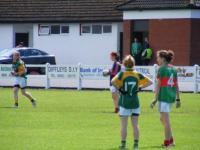 U-16 A Shield All Ireland Semi Final,  Mayo v Meath 2011._image38265