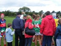 U-16 A Shield All Ireland Semi Final,  Mayo v Meath 2011._image38777