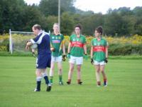 U-16 A Shield All Ireland Semi Final,  Mayo v Meath 2011._image38517