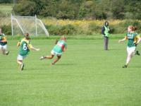 U-16 A Shield All Ireland Semi Final,  Mayo v Meath 2011._image38623