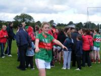 U-16 A Shield All Ireland Semi Final,  Mayo v Meath 2011._image38775