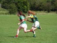 U-16 A Shield All Ireland Semi Final,  Mayo v Meath 2011._image38315