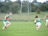 U-16 A Shield All Ireland Semi Final,  Mayo v Meath 2011._image38533