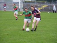 Connacht U-16 A Championship Final Galway v Mayo 27th July 2011._image37829
