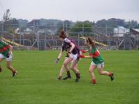 Connacht U-16 A Championship Final Galway v Mayo 27th July 2011._image37821