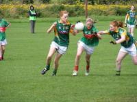 U-16 A Shield All Ireland Semi Final,  Mayo v Meath 2011._image38625