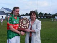 John Miller Connacht Minor B Championship Final 2011. Mayo v Leitrim 2nd July._image35540