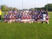 Connacht U-14 A Final 2011, Galway v Leitrim._image31965
