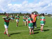 U-16 A Shield All Ireland Semi Final,  Mayo v Meath 2011._image38499