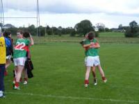 U-16 A Shield All Ireland Semi Final,  Mayo v Meath 2011._image38787