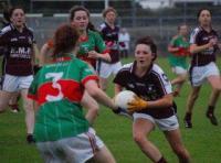 Connacht U-16 A Championship Final Galway v Mayo 27th July 2011._image37745