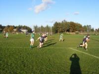 Tesco Connacht Junior Club Final, Caltra/Cuans Galway v Tuar Mhic Eadaigh Maigh Eo, 16/10/2010._image26423