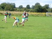 U-16 A Shield All Ireland Semi Final,  Mayo v Meath 2011._image38437