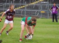 Connacht U-16 A Championship Final Galway v Mayo 27th July 2011._image37679