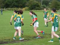 U-16 A Shield All Ireland Semi Final,  Mayo v Meath 2011._image38593
