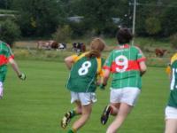 U-16 A Shield All Ireland Semi Final,  Mayo v Meath 2011._image38531