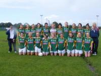 U-16 A Shield All Ireland Semi Final,  Mayo v Meath 2011._image38167