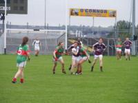 Connacht U-16 A Championship Final Galway v Mayo 27th July 2011._image37825