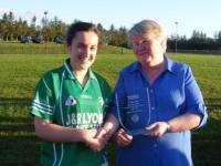 Tesco Connacht Junior Club Final, Caltra/Cuans Galway v Tuar Mhic Eadaigh Maigh Eo, 16/10/2010._image26445