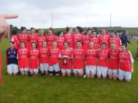 Mayo Junior County Final 2011. Moy Davitts v Claremorris._image40211