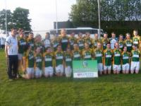 Connacht U-14 A Final 2011, Galway v Leitrim._image31967
