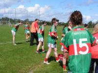 U-16 A Shield All Ireland Semi Final,  Mayo v Meath 2011._image38501