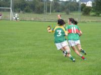 U-16 A Shield All Ireland Semi Final,  Mayo v Meath 2011._image38563