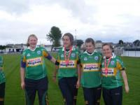 National Feile Teams at Connacht Senior Final 2010. Claregalway & St. Nathy's._image5