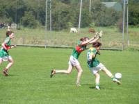 U-16 A Shield All Ireland Semi Final,  Mayo v Meath 2011._image38685