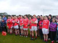 Mayo Junior County Final 2011. Moy Davitts v Claremorris._image40199