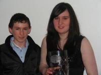 Connacht LGF Presentation Awards with Connacht GAA Council for 2009._image19653