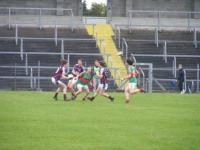 Connacht U-16 A Championship Final Galway v Mayo 27th July 2011._image37881