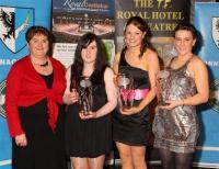 Connacht LGF Presentation Awards with Connacht GAA Council for 2009._image19675