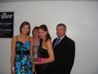 Connacht LGF Presentation Awards with Connacht GAA Council for 2009._image19657