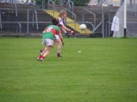Connacht U-16 A Championship Final Galway v Mayo 27th July 2011._image37887