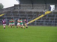 Connacht U-16 A Championship Final Galway v Mayo 27th July 2011._image37851